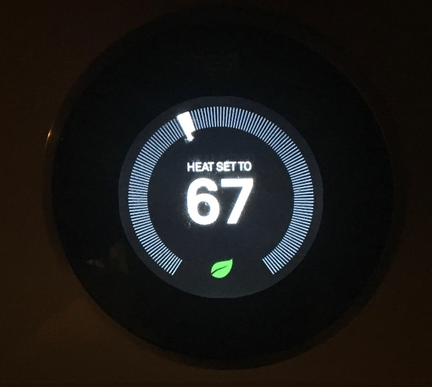 Nest thermostat instructions