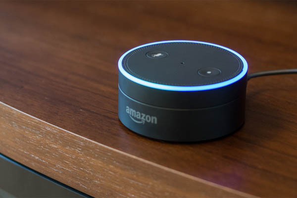 amazon Echo home automation